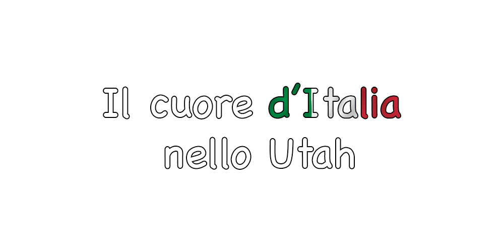 Italian club of Salt lake city
